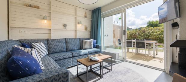 Vernieuwde cottage in Park Zandvoort (NL)