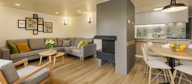 Nieuwe accommodaties en nieuwe belevenissen - De Eemhof