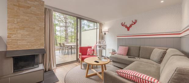 Neuf pendant le long week-end de l'Ascension : les cottages des Bois-Francs (F) à Center Parcs