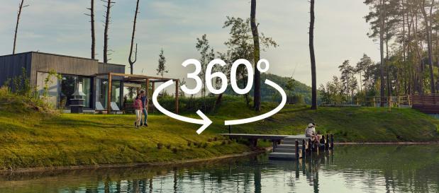 Découvrez Terhills Resort à 360°