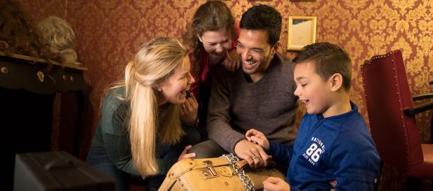Escape Game mit der Familie