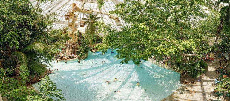 Het zomert nog in de Aqua Mundo