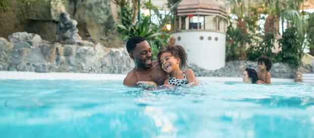 C'est encore l'été dans l'Aqua Mundo pendant les vacances de la Toussaint