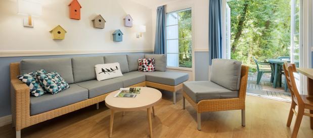 Een Pinksterweekend vol nieuwigheden: nieuwe cottage Le Lac d' Ailette