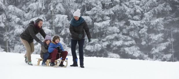 Rundum-Winter-Parks