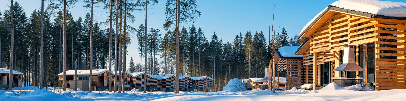 Wintersport bei Center Parcs