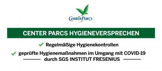 Unsere Parks wurden zertifiziert!