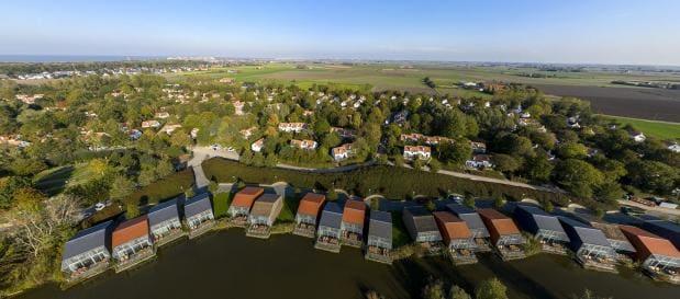 Ferienhäuser Park De Haan