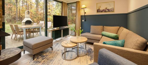 Cottages et chambres d'hôtel rénovés Bispinger Heide