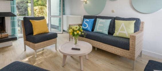 Des cottages Nouveau design sur le thème de la mer ! - Park De Haan
