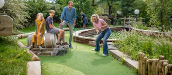 Nieuwe activiteiten Parc Sandur