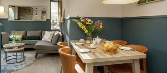 Erneuerte Ferienhäuser und Apartments in Erperheide