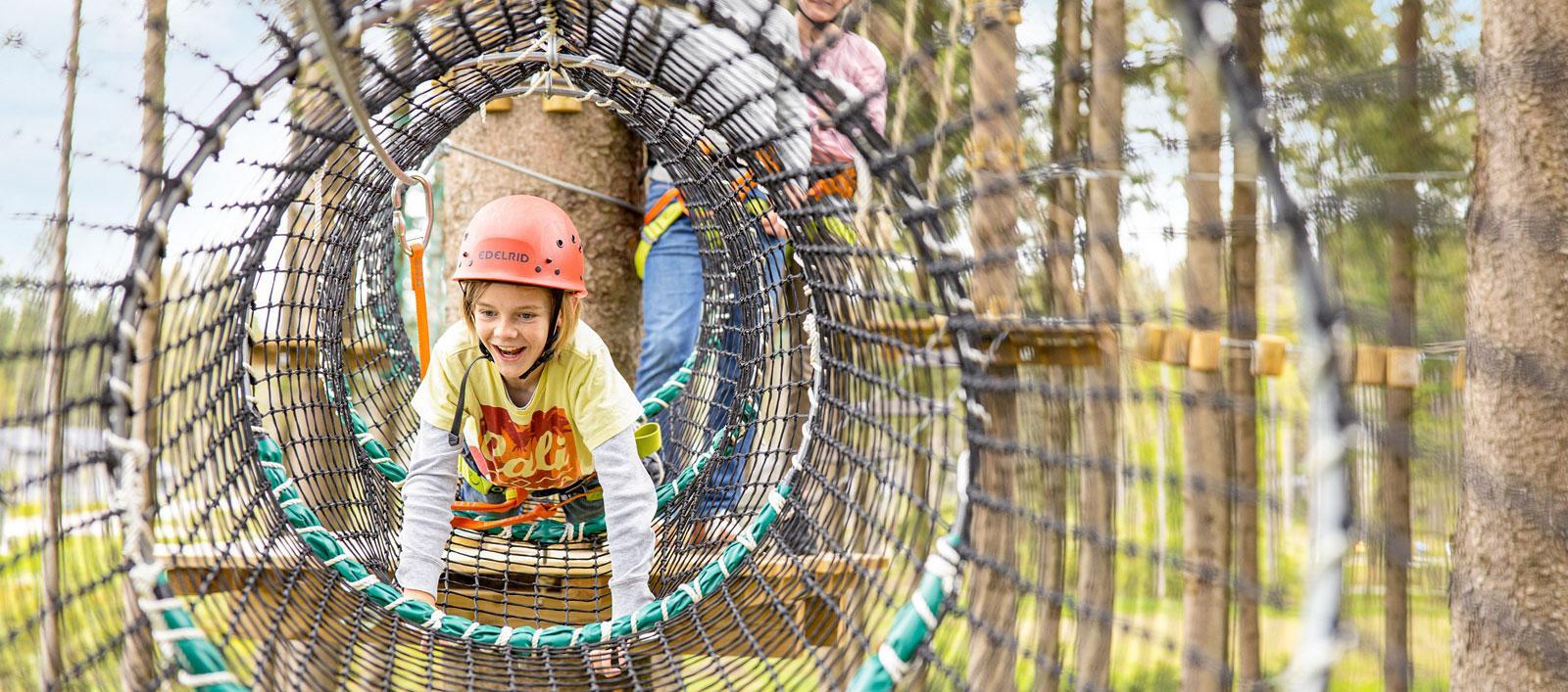 Aktivitäten bei Center Parcs