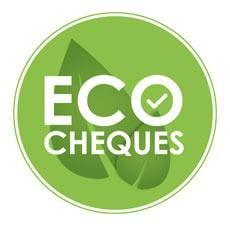 Je kunt jouw verblijf in onze Erperheide, De Vossemeren en Park De Haan betalen met Ecocheques