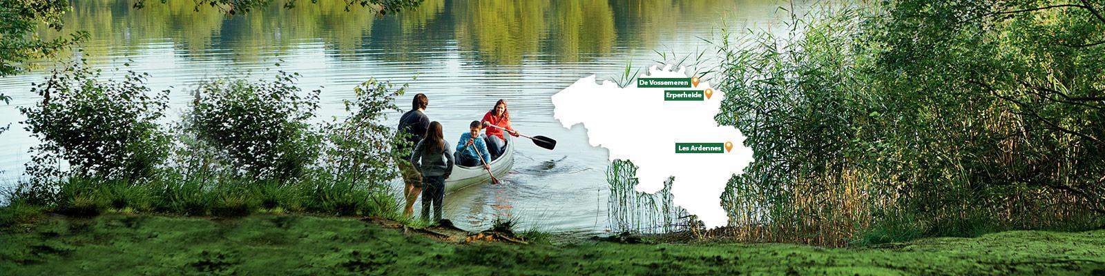 Ferienparks Belgien