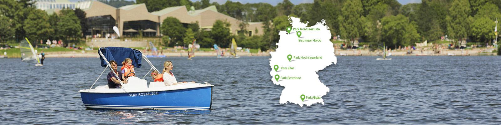 ferienparks deutschland