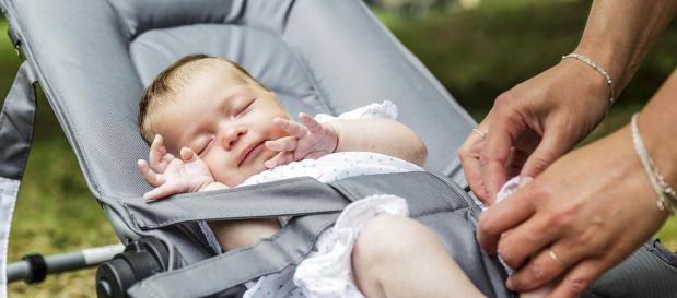 Baby-Urlaub Bispinger Heide