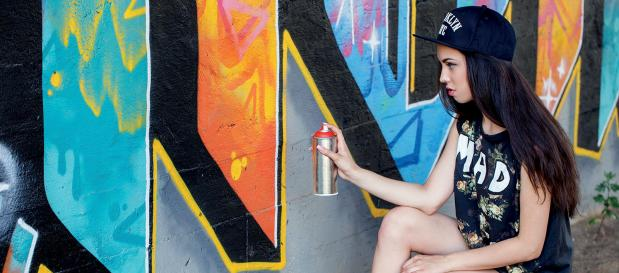 Academy Graffiti