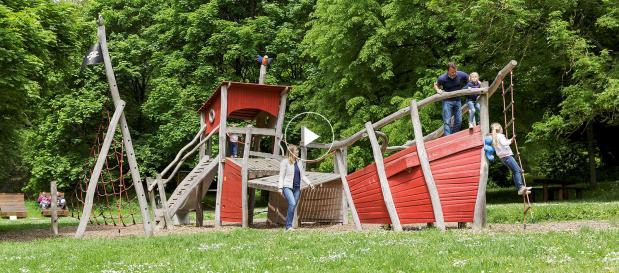 Familienurlaub Eifel