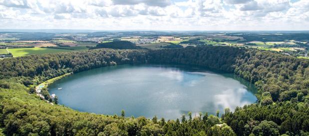 Deutschland-Kurzurlaub im Mittelgebirge