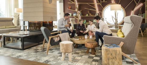Exclusive Ferienhaeuser Forest Lodge