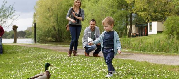Familienurlaub Holland Drenthe