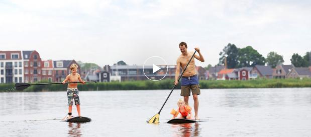 Familienurlaub Holland Flevoland
