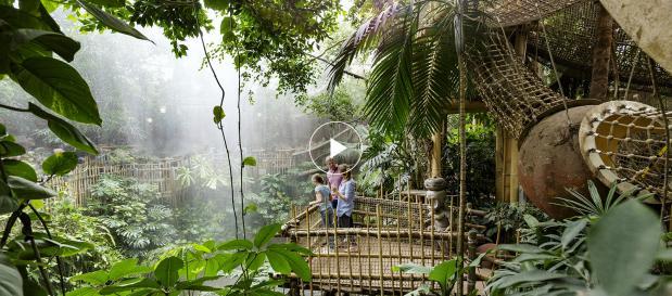 Familienurlaub Heijderbos