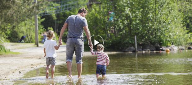 Familienurlaub Het Meerdal