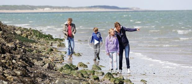 Familienurlaub Holland Zandvoort
