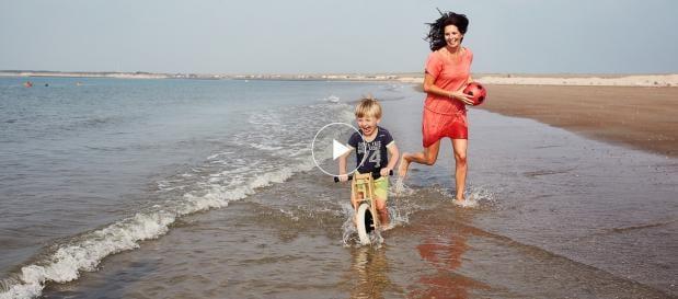 Familienurlaub Holland Zelande