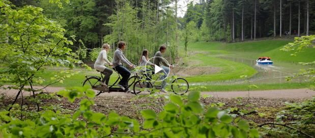 Ferienparks Frankreich Lothringen