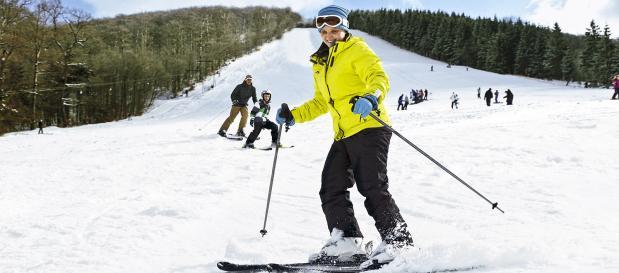 Skigebiet Schlossberg im Hochsauerland