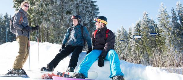 Skigebiet Willingen im Hochsauerland