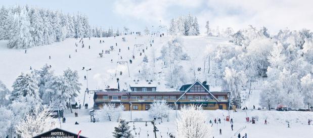 Skigebiet Winterberg im Hochsauerland