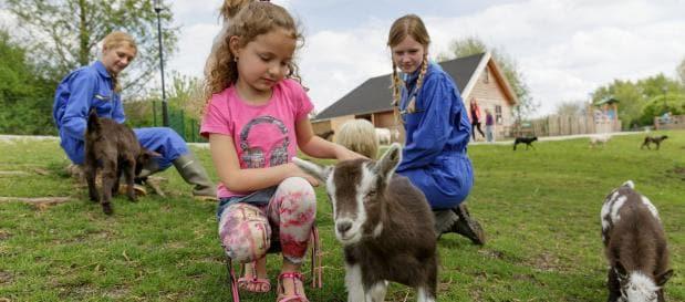 Kinderaktivität Bauernhof