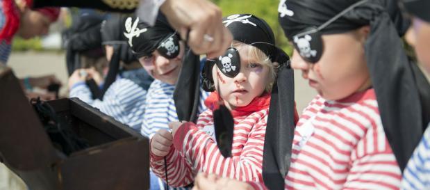 urlaub kinder pirat