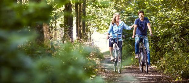 Urlaub mit dem Fahrrad in Drente