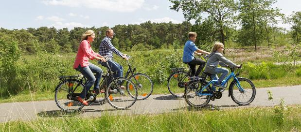 urlaub mit fahrrad in nord-brabant