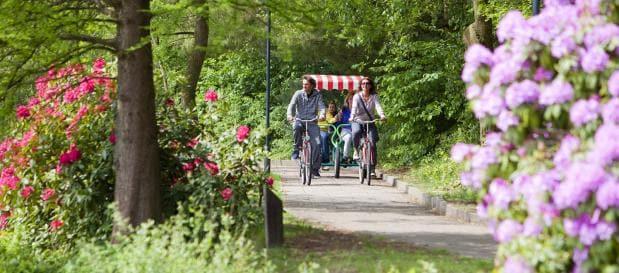 urlaub mit fahrrad limburg
