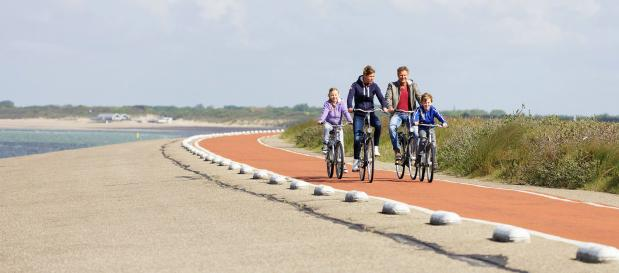 urlaub mit fahrrad zeeland süd-holland