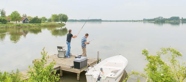 Ferienwohnung für Angler in Holland