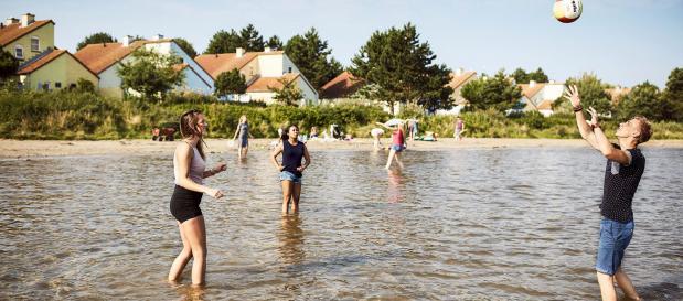 Urlaub an der Nordsee in Holland