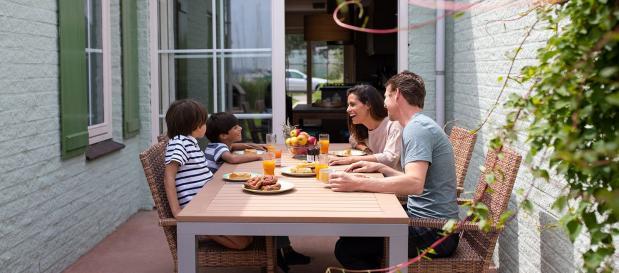 Familien-Urlaub im Ferienhaus