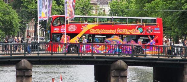 Ausflug nach Amsterdam