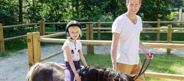 Pony-Urlaub in den Niederlanden