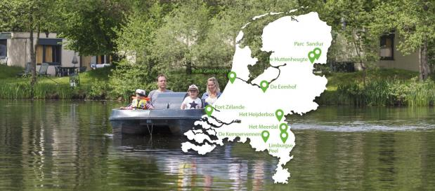 Reiseziele in Holland