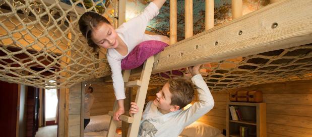Abenteuer Ferienhaus in Les Trois Forets