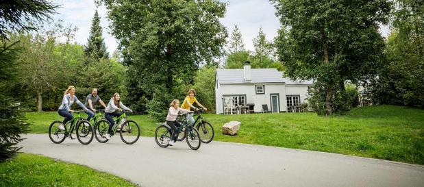 Radfahren in Les Ardennes