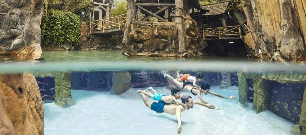 Aqua Mundo in Erperheide